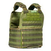 Colete Warfare Plate Carrier Patriot – Verde