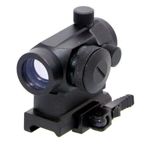 Mira Red Dot T1 1x22mm Mount Engate Rápido 22mm