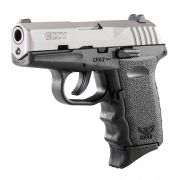 """Pistola SCCY CPX2-TT Pistol DAO10rd Ss Black W/O Safety Calibre .9mm 3.1"""""""