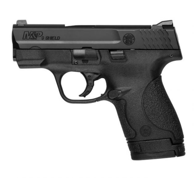 Pistola Smith & Wesson M&P Shield Calibre .9mm 3.1""