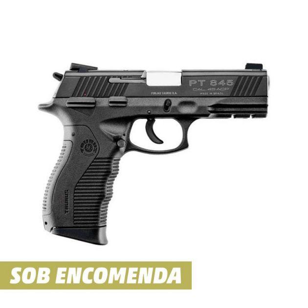 Pistola Taurus 845 Calibre .45 ACP