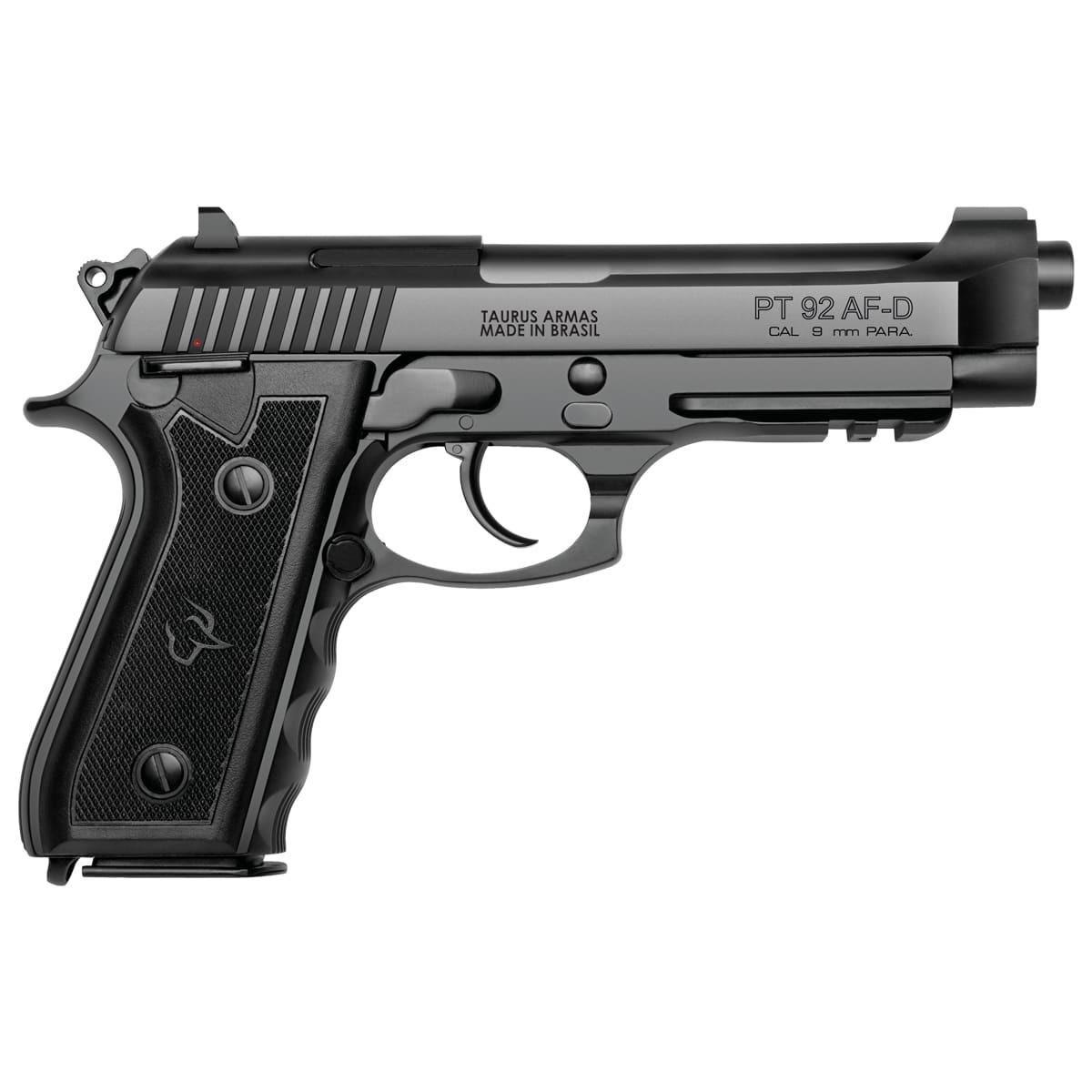 Pistola Taurus 92 AFD Calibre .9mm