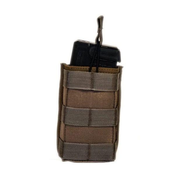 Porta Carregador Warfare 1 x 556 MOLLE Fenrir Tan