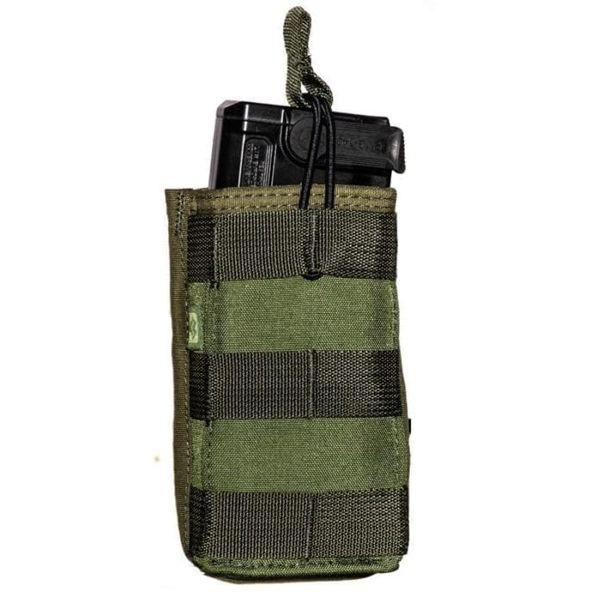 Porta Carregador Warfare 1 x 556 MOLLE Fenrir Verde