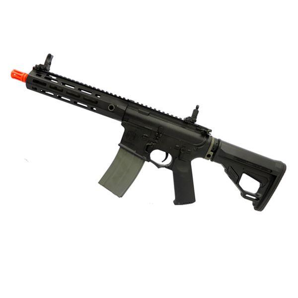 Rifle de Airsoft AEG Ares SR16 Short - Preta