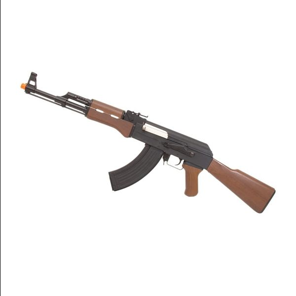 Rifle de Airsoft AEG CM RK47 Imitation Wood - G&G