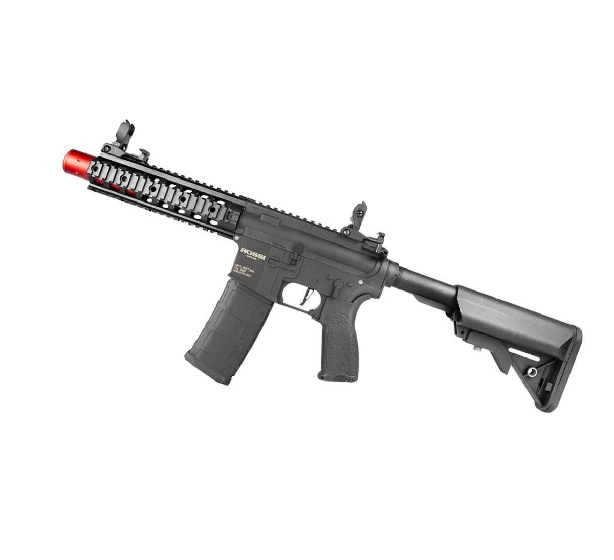 Rifle de Airsoft AEG Rossi AR15 Neptune 8 SD ET Elet