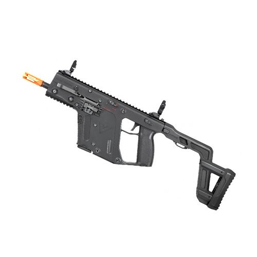 Submetralhadora de Airsoft Kriss Vector - Krytac Black